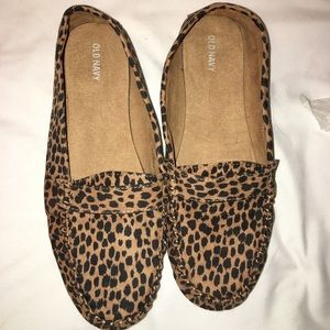 Brand new never worn slip on loafers